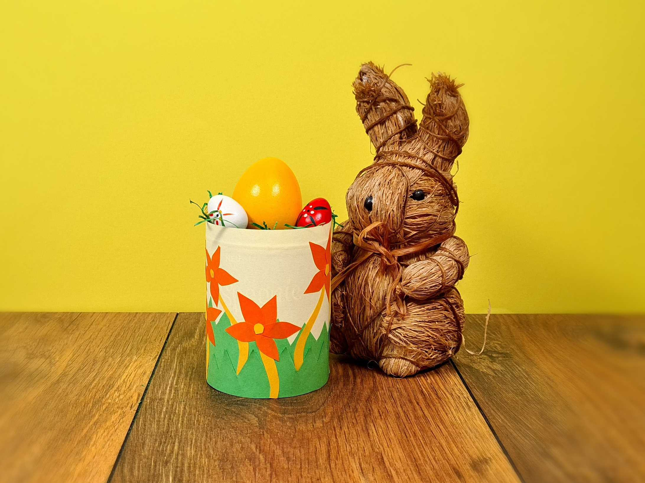 Osterbox Hase